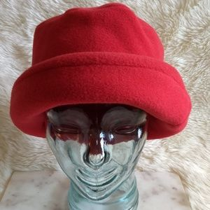 Polartec Aircore Fleese Hat Large / XL Red